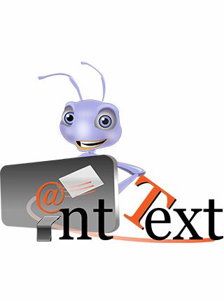 Logo Ant Text