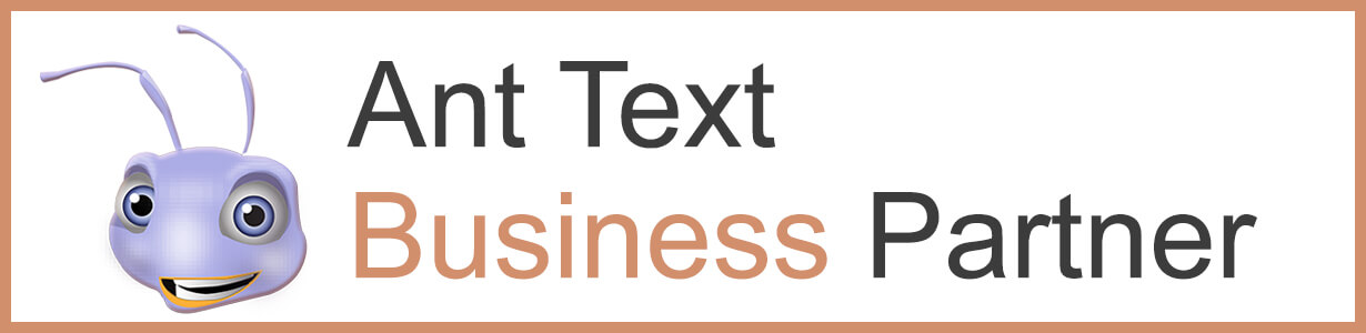 Header Ant Text business partner