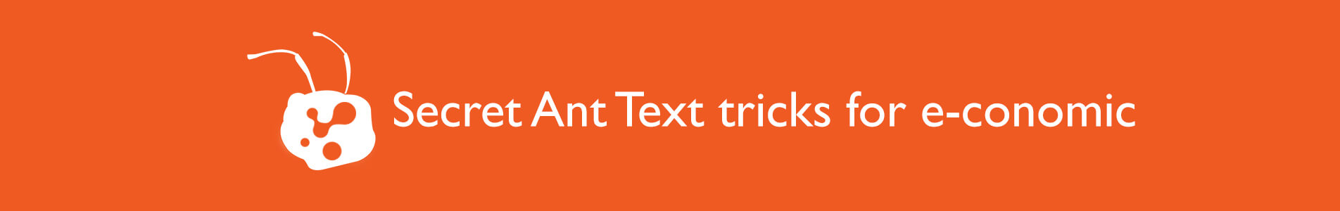 header ant text tips for economic
